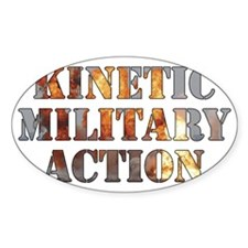 Kinetic Military Action-01 Decal