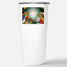 Frog shirt Stainless Steel Travel Mug