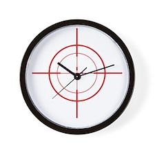 triggerhappyDrk Wall Clock