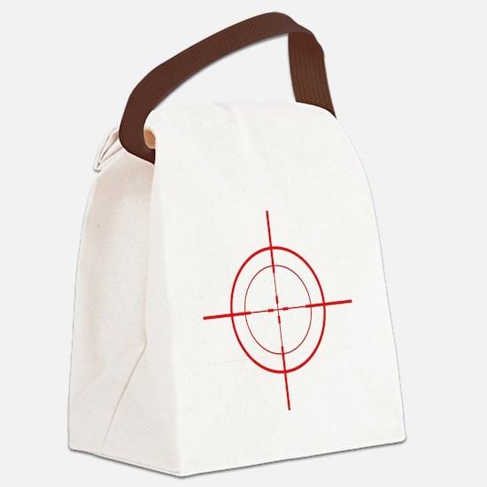 triggerhappyDrk Canvas Lunch Bag