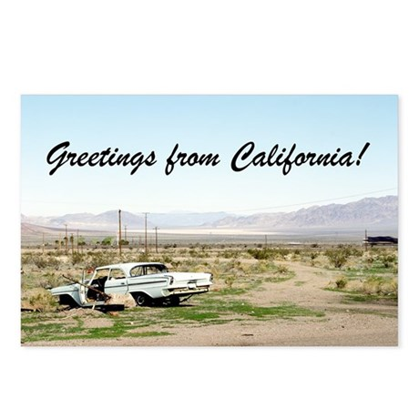 Bagdad Road Postcards (Package of 8)