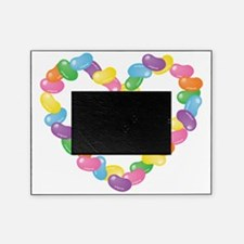 Jellybean Heart First Easter  Picture Frame
