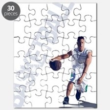 basketball_dribble_wht (2) Puzzle