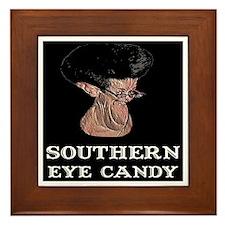 Southern Eye Candy Framed Tile