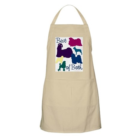 Best of Both Breeds BBQ Apron