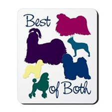 Best of Both Breeds Mousepad
