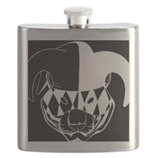 Tiger Theatre Logo Flask