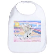 Devonshire Rex Angel Cat Bib