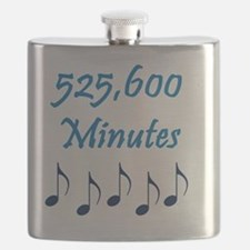 525600 Minutes Flask