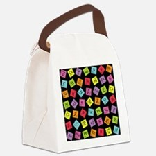 periodic_3 Canvas Lunch Bag
