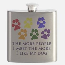 More People Flask