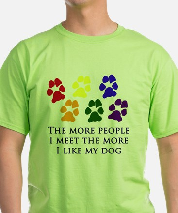 More People T-Shirt