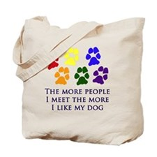 More People Tote Bag