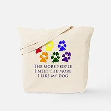 More People Tote Bag