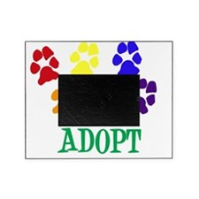 Rainbow Paws Adopt Picture Frame