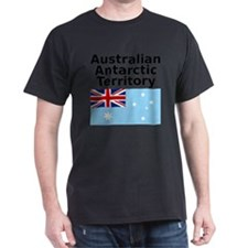 Antarctica1-WHITE T-Shirt