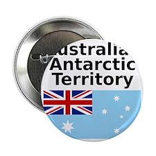 "Antarctica1-WHITE 2.25"" Button"