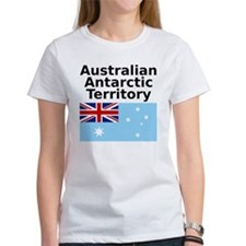 Antarctica1-WHITE Tee