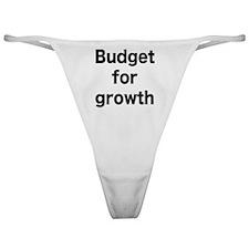 budgetforgrowth2 Classic Thong
