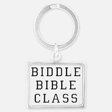 Biddle Bible Class Landscape Keychain