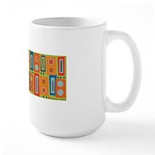 Orange brick mug Mug