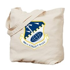 908th Airlift Wing Tote Bag