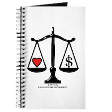 Balance of Love & Money Journal