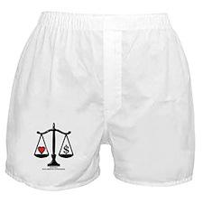 Balance of Love & Money Boxer Shorts