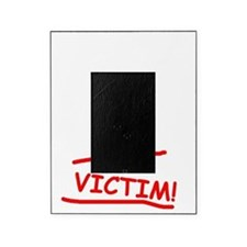 PERSONAL TRAINER AND VICTIM Picture Frame