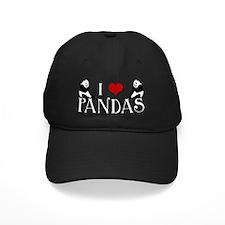 ilovepandasWH Baseball Hat
