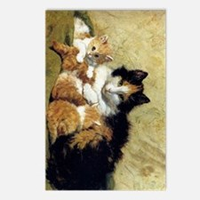 Henriette_Ronner_Knip_A P Postcards (Package of 8)