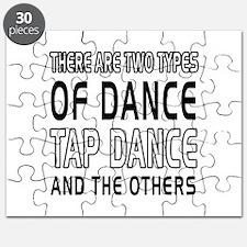 Tap danceDance Designs Puzzle