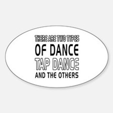 Tap danceDance Designs Decal