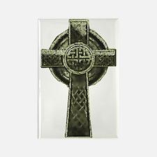 Celt Cross 1 Rectangle Magnet