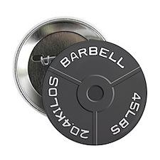 "Clock Barbell45lb 2.25"" Button"