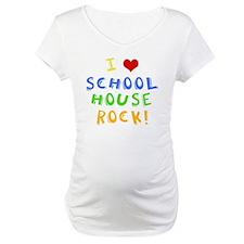 schoolhouserockwh Maternity T-Shirt