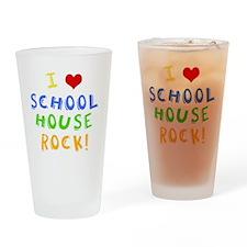 schoolhouserockwh Drinking Glass