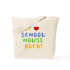 schoolhouserockwh Tote Bag