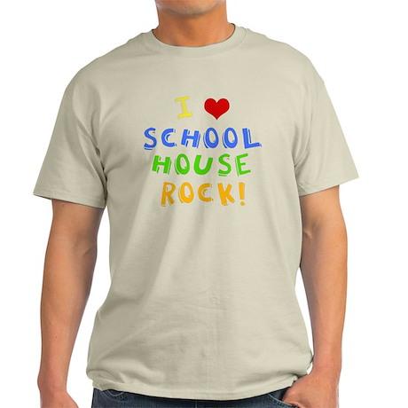 schoolhouserockwh Light T-Shirt