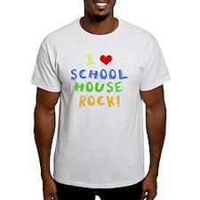 schoolhouserockwh T-Shirt