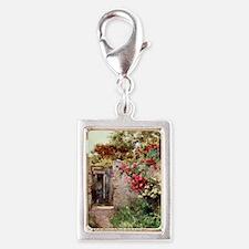 Near_Taormina_Italy_1918_Sta Silver Portrait Charm