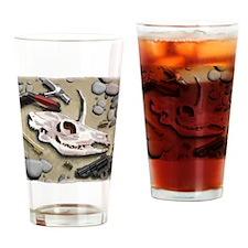 totu1 Drinking Glass
