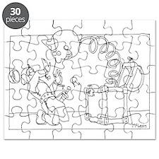 Chest Puzzle