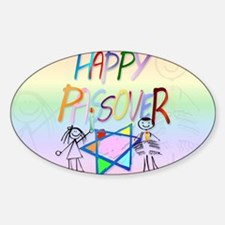 A Very Colorful Passover-Yardsign Decal