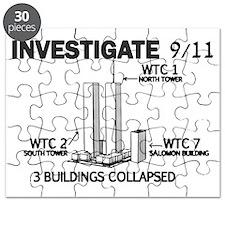 INVESTIGATE 911 Puzzle