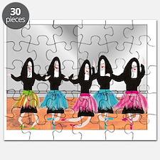 Nun Ballerinas 5 Puzzle