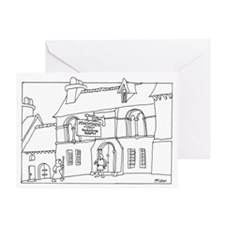 Advenurers Inn Greeting Card