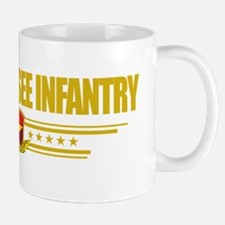10th Tennessee Infantry (Flag 10) pocke Mug