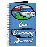 Camping journal Journals & Spiral Notebooks