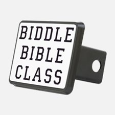 biddle bible class 2 Hitch Cover